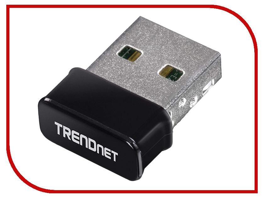 Wi-Fi адаптер TRENDnet TBW-108UB wi fi адаптер upvel ua 382ac white