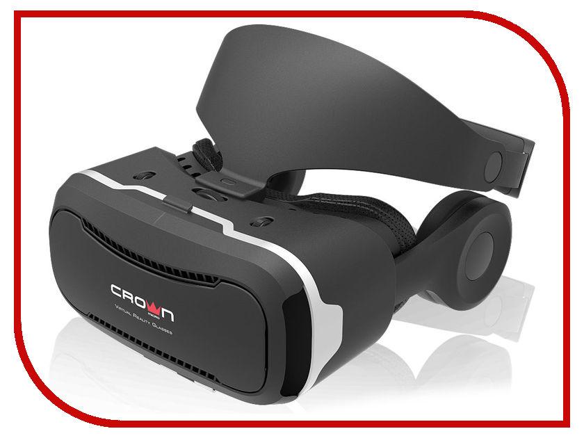 Zakazat.ru: Очки виртуальной реальности CROWN CMVR-17 Black