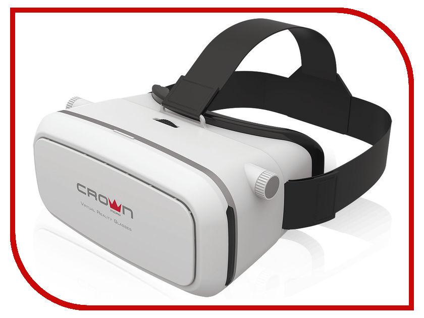 Zakazat.ru: Очки виртуальной реальности CROWN CMVR-07 White