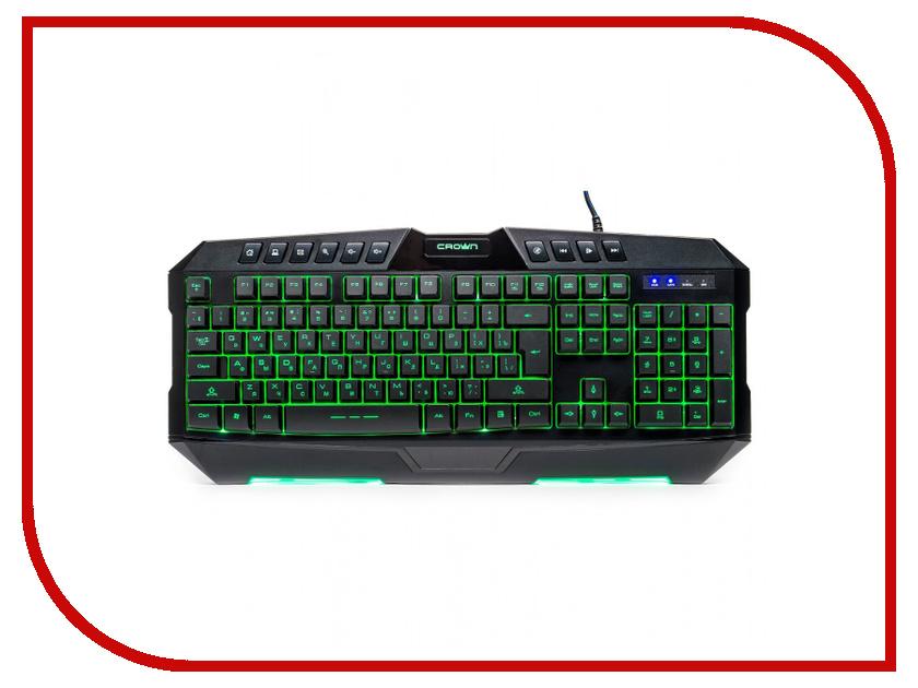 Клавиатура Crown CMKG-402 клавиатура crown cmkg 100