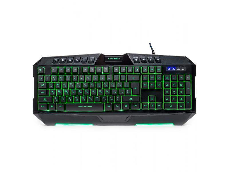 Клавиатура Crown CMKG-402