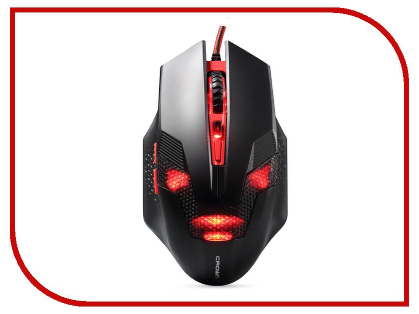 Мышь Crown CMG-04 Cyborg Red