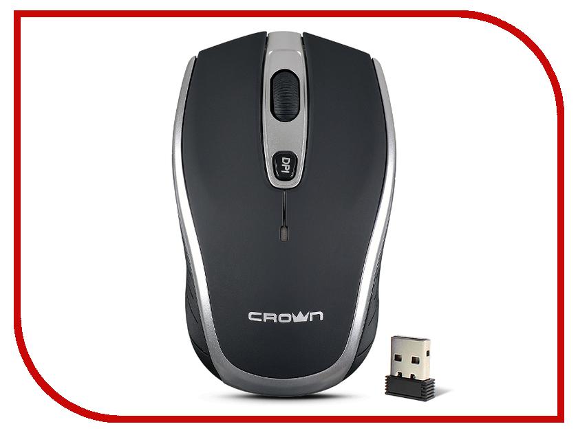 Мышь Crown CMM-12W