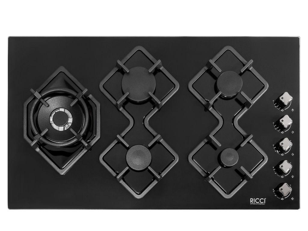 Варочная панель RICCI RGN-KA5041BL