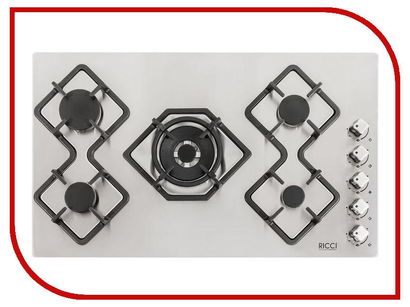 Варочная панель RICCI RGN-КА5041IX ricci rgn 610 bg