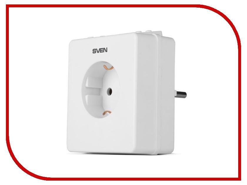 Реле контроля напряжения Sven OVP-16PD SV-015862 sven ovp 17p белый