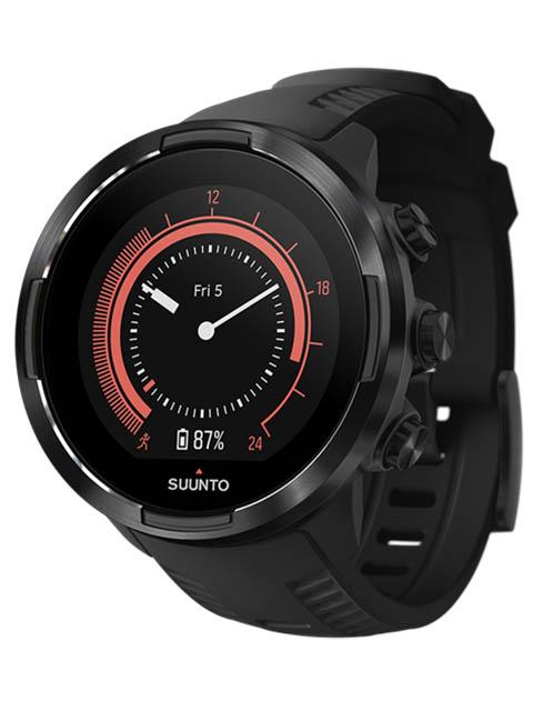 Часы Suunto 9 Baro Black SS050019000