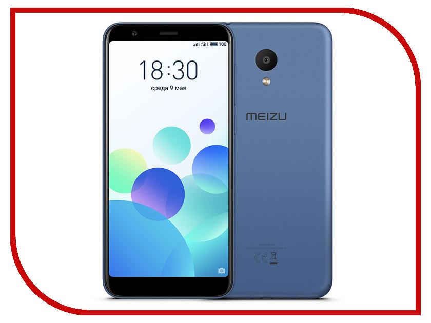 Сотовый телефон Meizu M8c 16Gb Blue сотовый