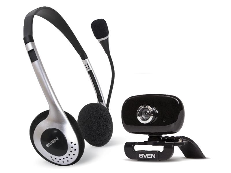 Вебкамера Sven IC-H3300 SV-014544 цена и фото