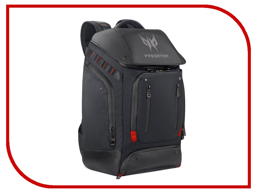 Рюкзак Acer 17.0 Predator Notebook Gaming Utility Backpack Black-Blue