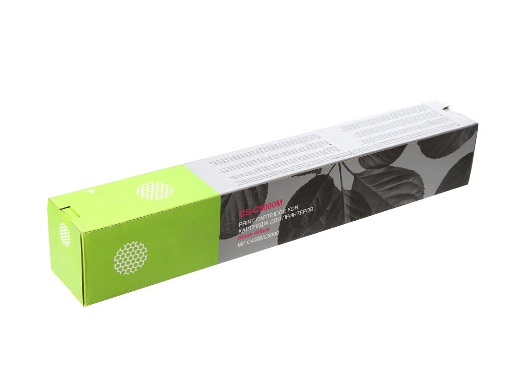 Картридж Cactus CS-C5000M Purple для Ricoh Aficio MP C4000/MP C5000 18000стр