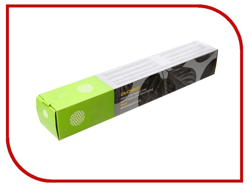 Картридж Cactus CS-C3503Y Yellow для Ricoh Aficio MP C3503/MP C3004SP/MP C3504ASP/MP C3004ASP 18000стр ricoh mp c3503 magenta