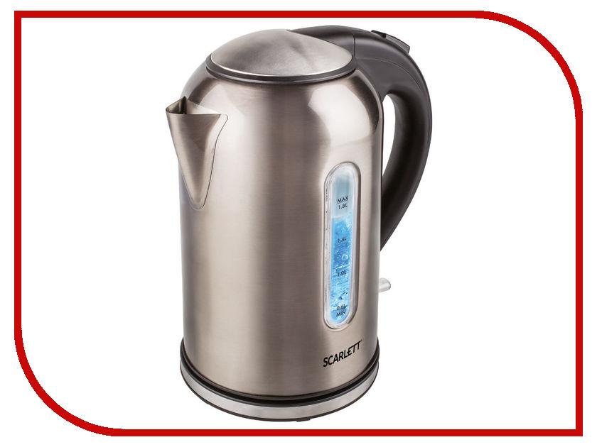 Чайник Scarlett SC-EK21S64 электрический чайник scarlett sc ek18p15