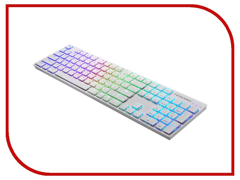 Клавиатура Tesoro Gram Spectrum XS White TS-G12ULPWHT 5 gram 99 9