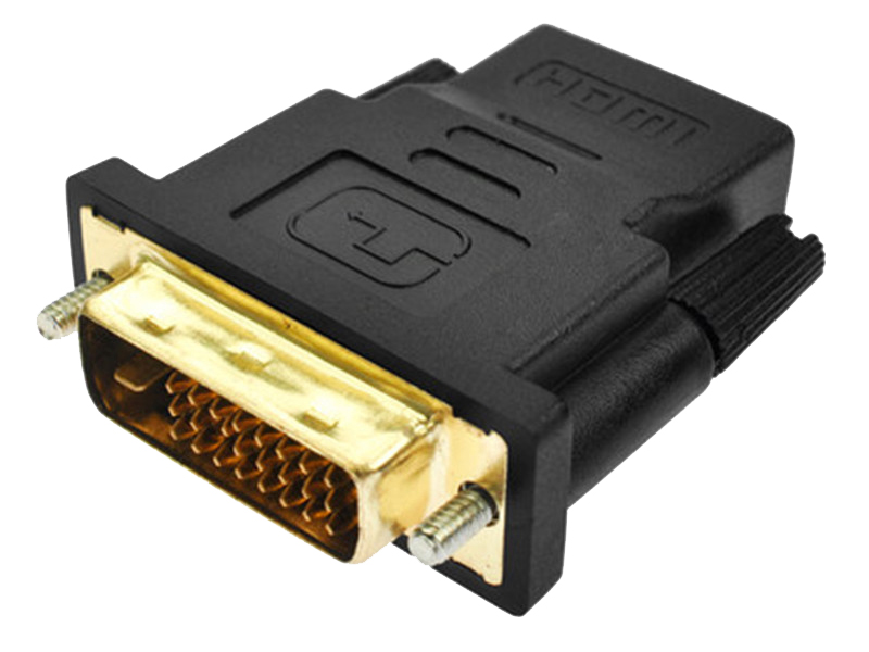 Аксессуар Rexant DVI - HDMI 06-0172-B