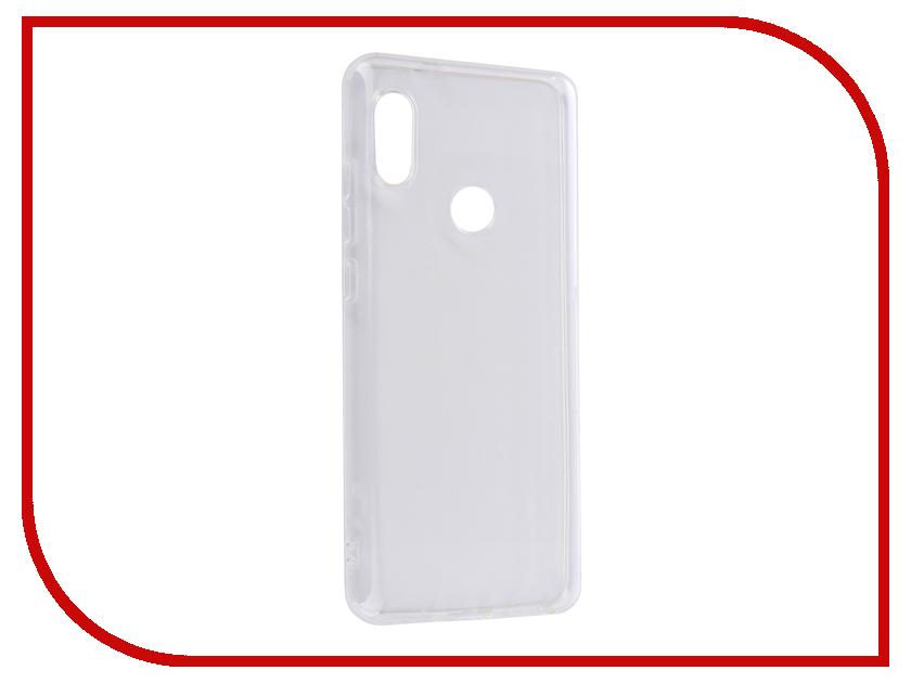 Аксессуар Чехол для Xiaomi Redmi Note 5 Pro iBox Crystal Silicone Transparent аксессуар чехол для samsung galaxy a6 plus ibox crystal silicone transparent