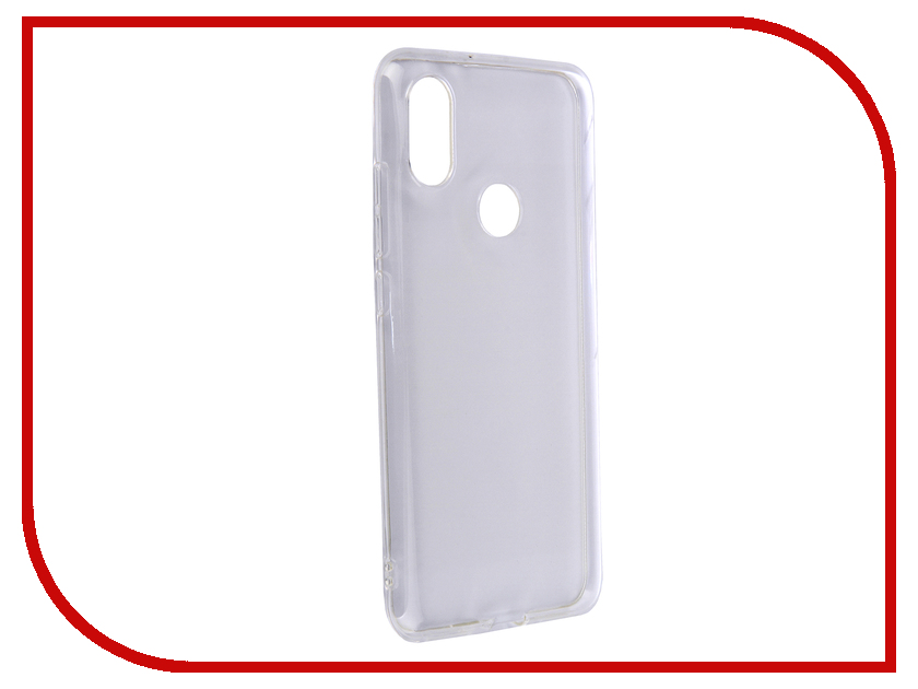 Аксессуар Чехол для Xiaomi Mi A2 / Mi6X iBox Crystal Silicone Transparent УТ000015664 аксессуар чехол microsoft lumia 550 ibox crystal transparent