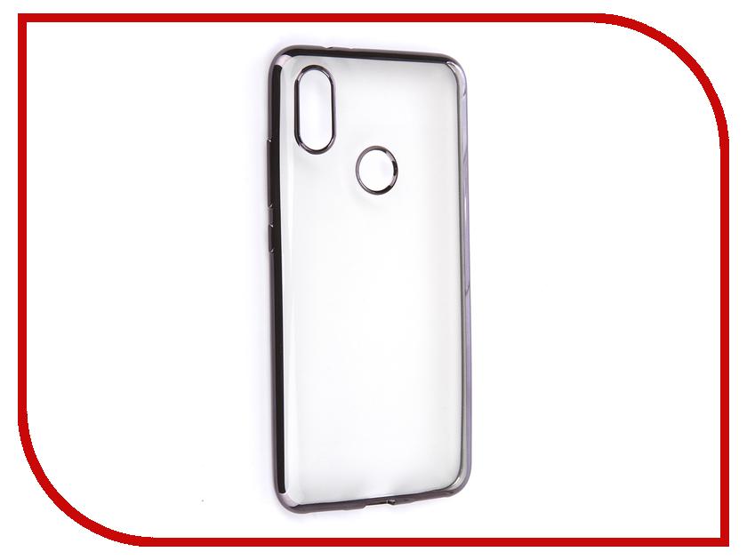 Аксессуар Чехол для Xiaomi Mi A2 / Mi6X iBox Blaze Silicone Black Frame тарелка юдифь