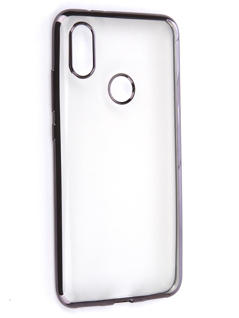 Аксессуар Чехол iBox для Xiaomi Mi A2 / Mi6X Blaze Silicone Black Frame аксессуар чехол ibox blaze silicone для apple iphone xr silver frame ут000016110 page 5 page 9