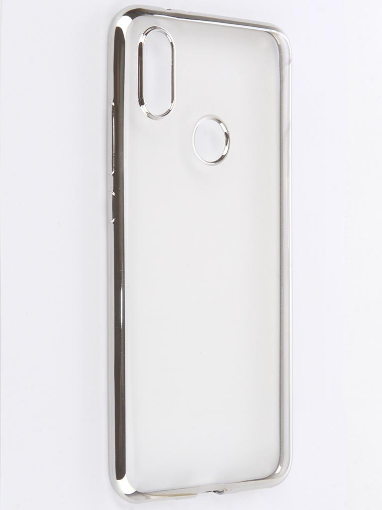 Аксессуар Чехол iBox для Xiaomi Mi A2 / Mi6X Blaze Silicone Silver frame аксессуар чехол ibox blaze silicone для apple iphone xr silver frame ут000016110 page 5 page 9