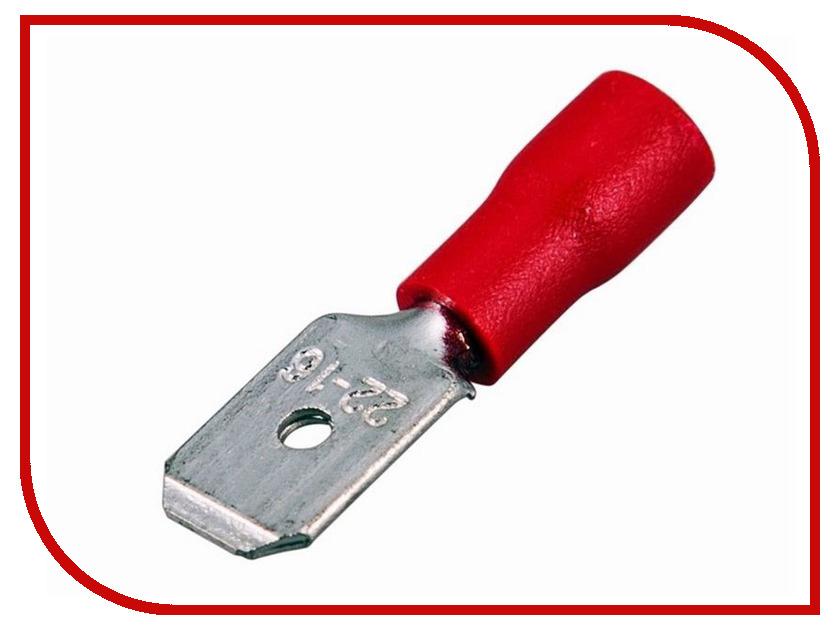 Клемма Rexant 10шт Red 06-0383-A цена и фото