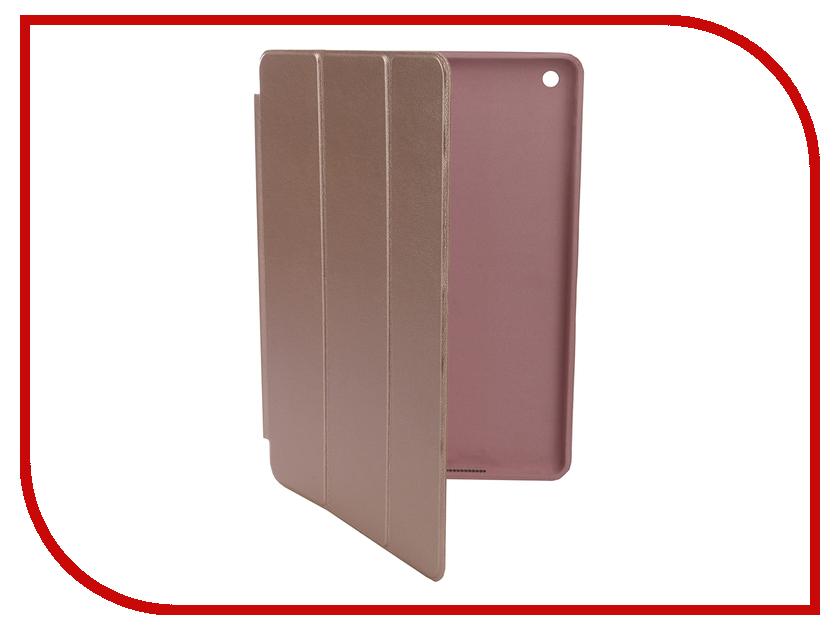 Аксессуар Чехол для APPLE iPad 2018 9.7 Red Line Unit Rose Gold аксессуар чехол подставка exogear exoshit для ipad mini red