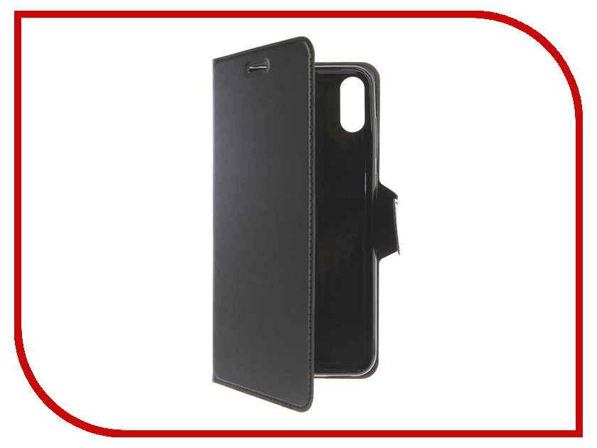 Аксессуар Чехол для ASUS ZenFone Max Pro M1 ZB602KL Red Line Book Type Black УТ000015958