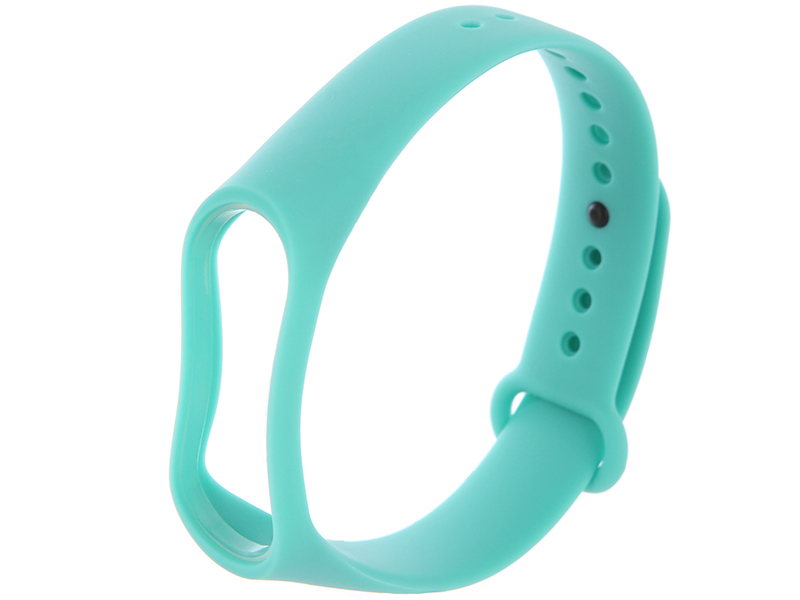 Aксессуар Ремешок Red Line for Xiaomi Mi Band 4 / 3 Silicone Turquoise
