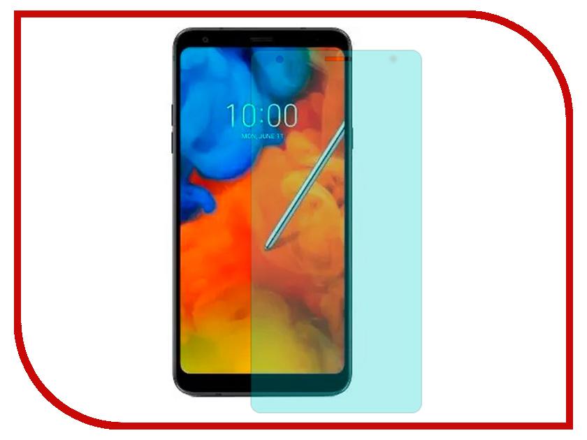 Аксессуар Защитное стекло для LG Q Stylus Plus Red Line Tempered Glass ударопрочное стекло для lg l fino d295 glass pro 0 33 мм