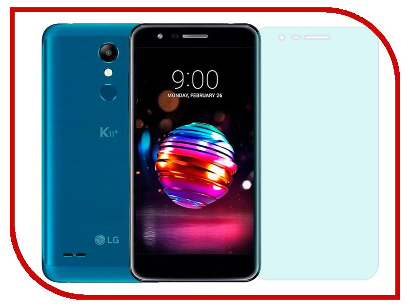 Аксессуар Защитное стекло для LG K11 Red Line Full Screen 3D Tempered Glass Black red line red line 3d для lg g5