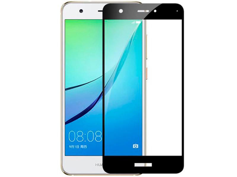 Аксессуар Защитное стекло Red Line для Huawei Nova 3 Full Screen Tempered Glass Black УТ000016045