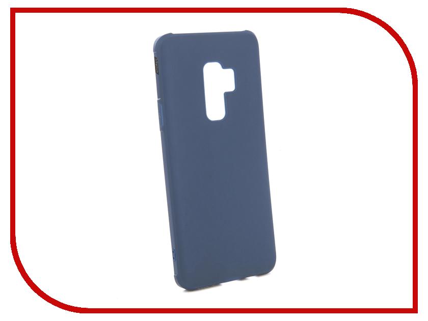 Аксессуар Чехол для Samsung Galaxy S9 Plus Red Line Extreme Blue аксессуар чехол red line extreme для apple iphone 6 6s blue ут000012544