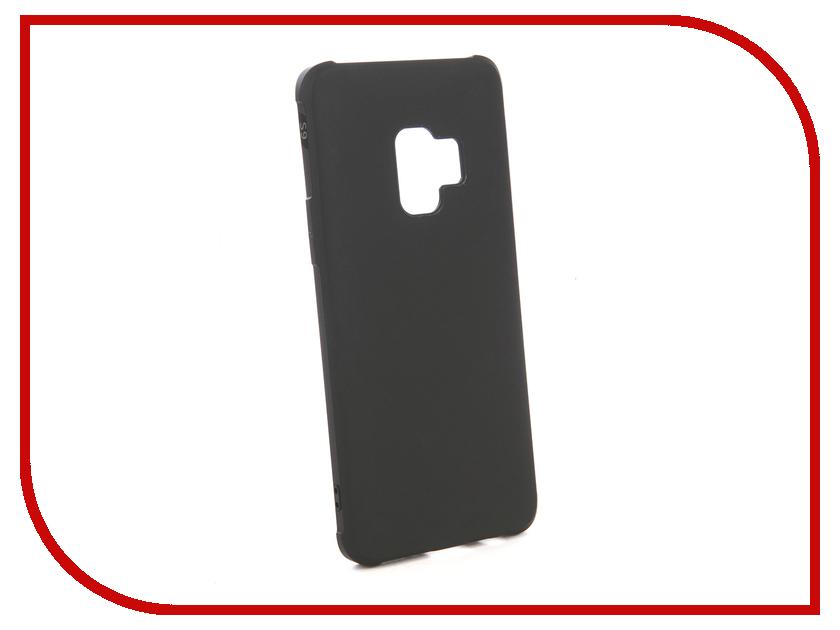 Аксессуар Чехол для Samsung Galaxy S9 Red Line Extreme Black 110db loud security alarm siren horn speaker buzzer black red dc 6 16v