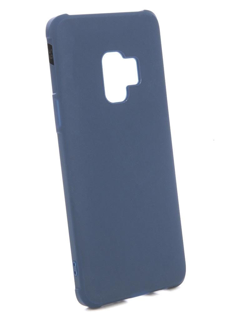 Аксессуар Чехол Red Line для Samsung Galaxy S9 Extreme Blue аксессуар чехол red line для xiaomi mi8 extreme blue ут000016754