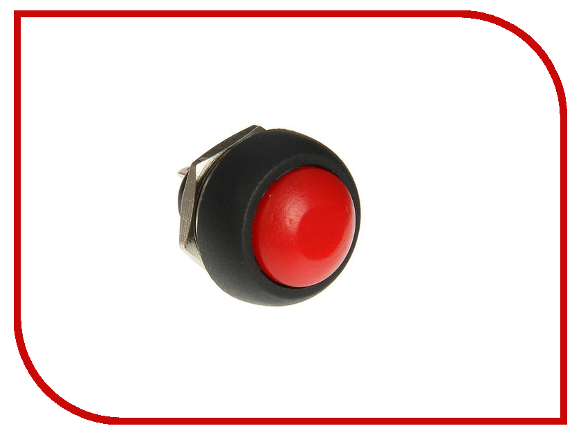 Выключатель Rexant 250V 1A (2c) Red 06-0316-A выключатель rexant 250v 3a 3c red 06 0310 a