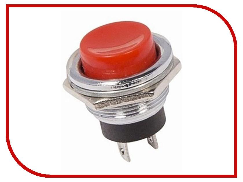Выключатель Rexant 220V 2A (2c) Red 06-0321-A выключатель rexant 220v 3a 5с red 06 0354 a