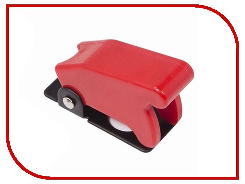 Выключатель Rexant типа KN и ASW Red 06-0337-A - защитная крышка для тумблеров выключатель rexant 220v 3a 5с red 06 0354 a