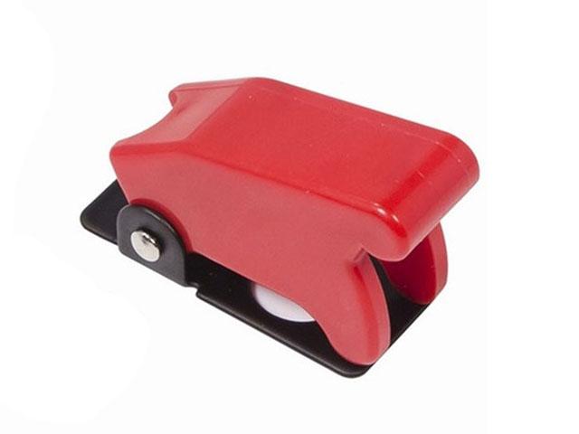 Выключатель Rexant типа KN и ASW Red 06-0337-A - защитная крышка для тумблеров