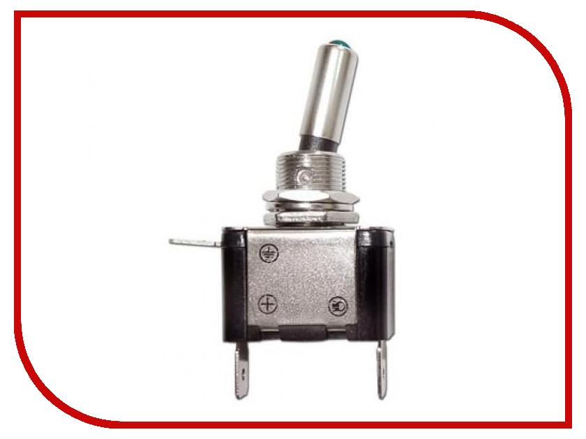 Выключатель Rexant 12V 20A (3c) Blue 06-0333-B настольная лампа globo 21635