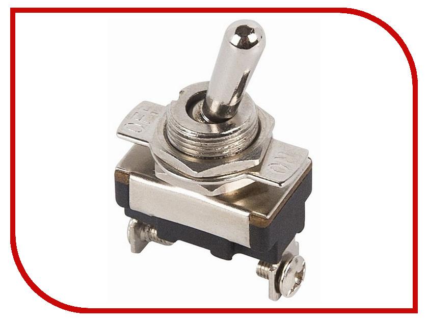 Выключатель Rexant 220V 10A (2c) 06-0330-A выключатель rexant 220v 3a 5с red 06 0354 a