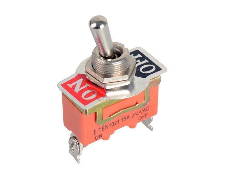 Тумблер Rexant 250V 15A (4c) 06-0326-B