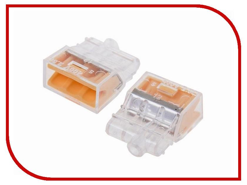 Клемма соединительная Rexant 3-х проводная 5шт 06-0211-A5