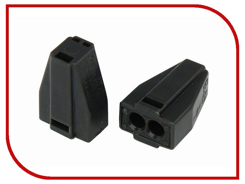 Клемма соединительная Rexant 2-х проводная с пастой 5шт 06-0206-A5