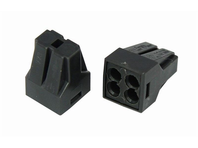 Клемма соединительная Rexant 4-х проводная с пастой 10шт 06-0207-B10 все цены