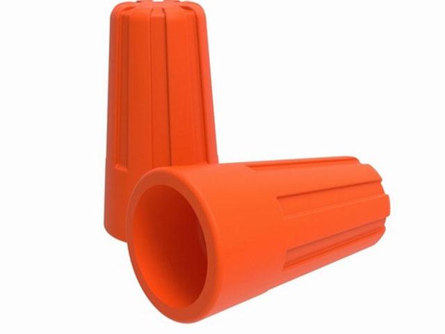 Соединительный изолирующий зажим Rexant СИЗ-3 5шт Orange 06-0232-A5