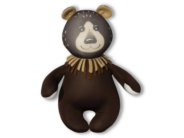 Игрушка антистресс Штучки к которым тянутся ручки Медведь Семен В ассортименте 18аси57ив