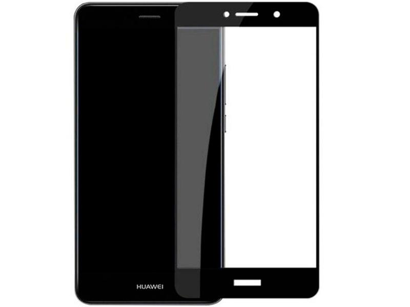 Аксессуар Защитное стекло Pero для Huawei Y6 2018 2.5D Black PRMG-HY618B