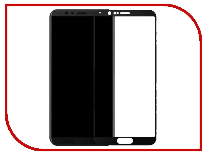 Аксессуар Защитное стекло для Huawei Honor 10 Pero 2.5D Black PRMG-H10B