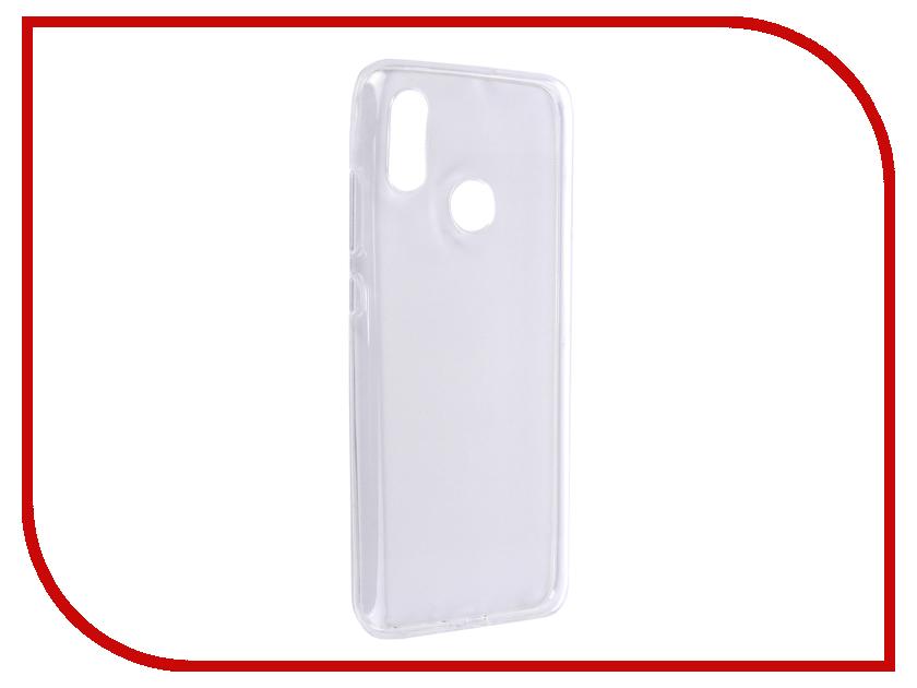 Аксессуар Чехол для Xiaomi Mi8 Svekla Silicone Transparent SV-XIMI8-WH цена