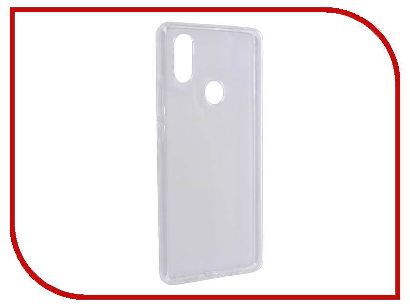Аксессуар Чехол для Xiaomi Mi8 SE Svekla Silicone Transparent SV-XIMI8SE-WH акустическая система fusion fbs 530